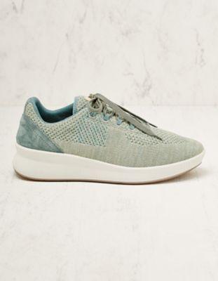 Legero Stoff-Sneaker Rayanna grün