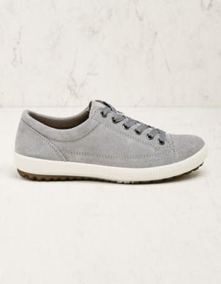 Legero Veroursleder-Sneaker Nakayla hellblau