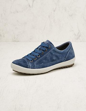 Legero Veroursleder-Sneaker Nakayla blau