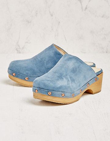 LIBERTAD Pantoletten Renisha jeans