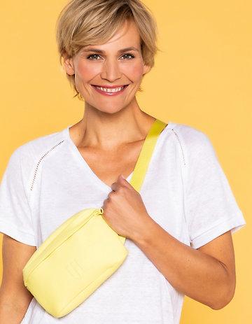 Tasche Saveria gelb