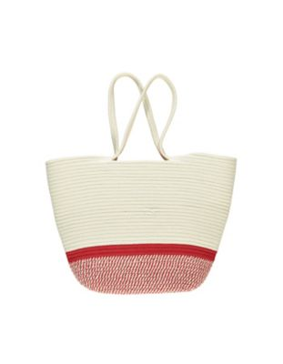 Joules Tasche Sandwell Rope rot