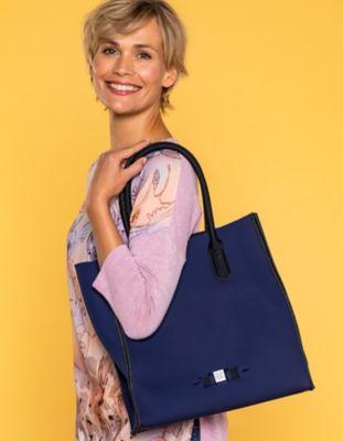 Deerberg Tasche Le Sac blau