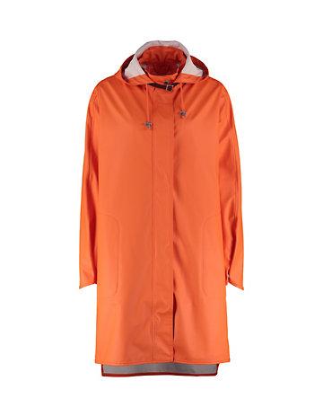 Ilse Jacobsen Regenmantel Rain orange