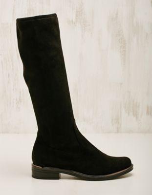 Caprice Textil-Stiefel Benigna schwarz