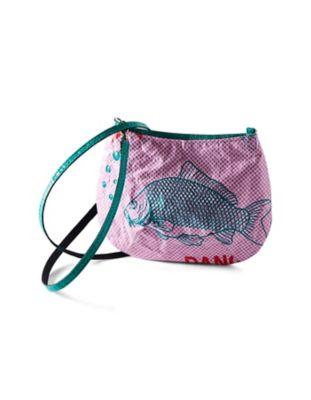 Bead Bags Tasche Orthea rosa