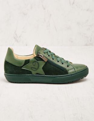 Deerberg Sneaker Apolka grün