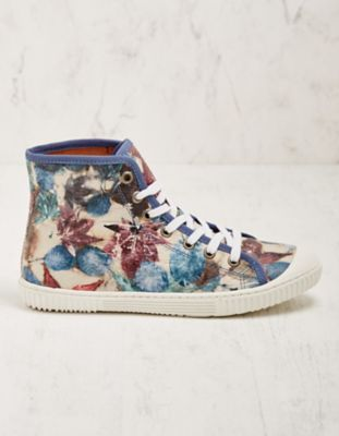 Deerberg Sneaker Wangai blau-bunt