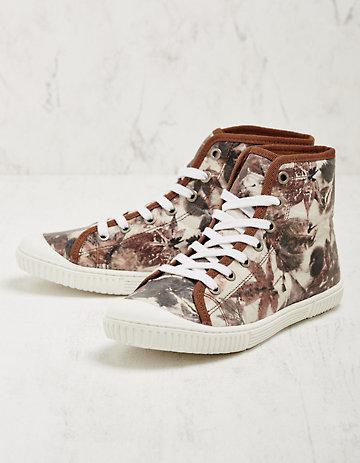 Deerberg Sneaker Wangai braun-bunt