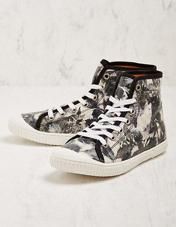 Deerberg Sneaker Wangai schwarz-bunt