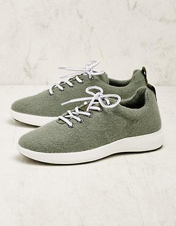 Haflinger Sneaker Kajetana grün