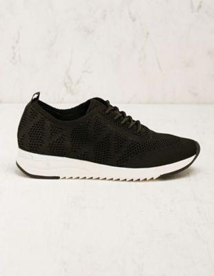 Caprice Stoff-Sneaker Adalcira schwarz