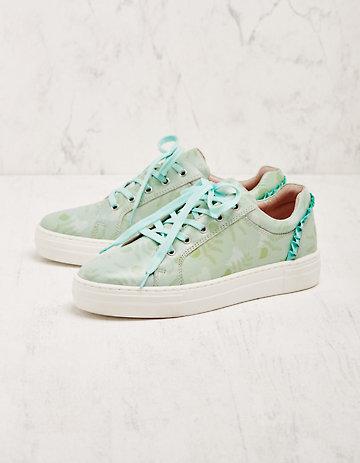 Deerberg Sneaker Doreen grün