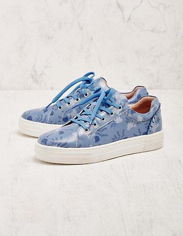 Deerberg Sneaker Doreen blau