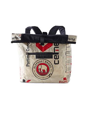 Bead Bags Rucksack Merlinde rot