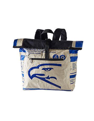 Bead Bags Rucksack Merlinde blau