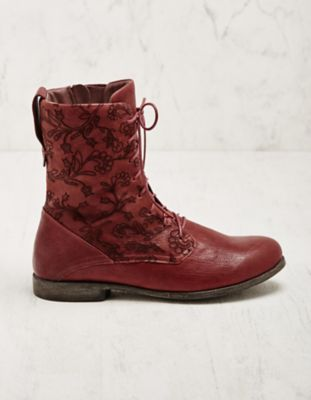 Think Stiefeletten Mufida bordeaux