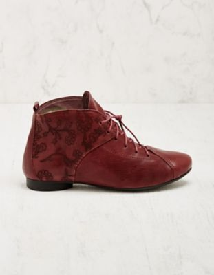 Think Stiefeletten Nanetta bordeaux