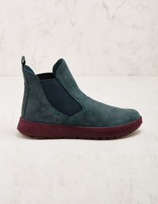 Think Stiefeletten Nate petrol