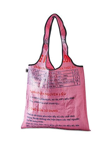 Bead Bags Tasche Algea rosa
