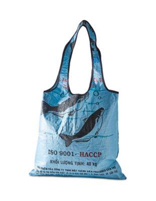 Bead Bags Tasche Algea hellblau