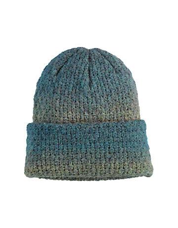 Deerberg Mütze Ansine blau