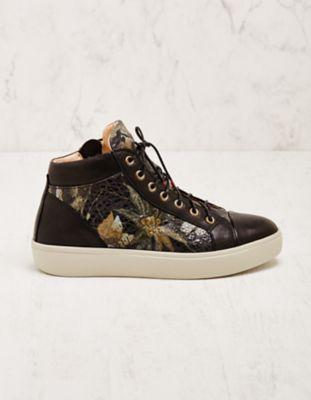 Think Sneaker Lowise schwarz