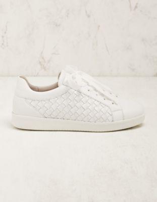 Gabor Leder-Sneaker Luicke weiß