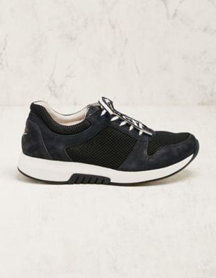 Gabor Leder-Sneaker Alfriede marine