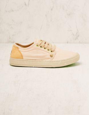 Satorisan Stoff-Sneaker Rosika apricot