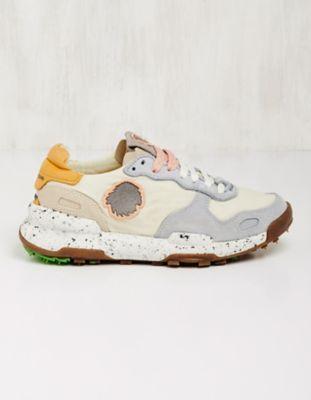 Satorisan Textil-Sneaker Zorina beige