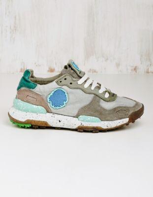 Satorisan Textil-Sneaker Zorina grau