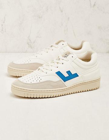 Flamingo's Life Sneaker Xaviera weiß-blau