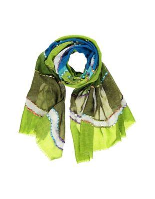 Schal Volos grün