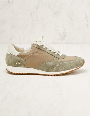 Paul Green Stoff-Sneaker Bibiane oliv