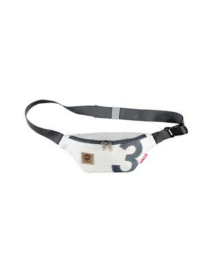 360° Tasche Bum Bag weiß