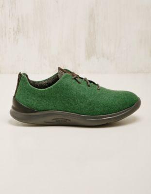 Ganter Woll-Sneaker Isalie blattgrün