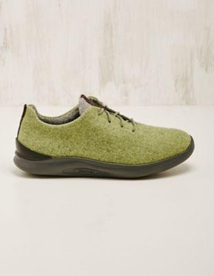 Ganter Woll-Sneaker Isalie kiwi