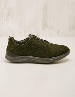 Ganter Woll-Sneaker Isalie oliv