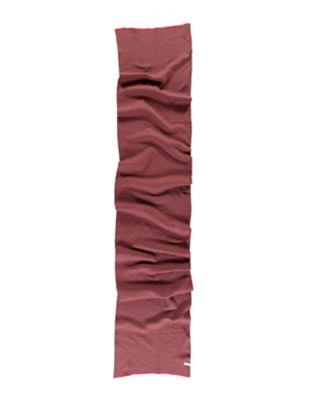 Deerberg Schal Daline rot-geblümt