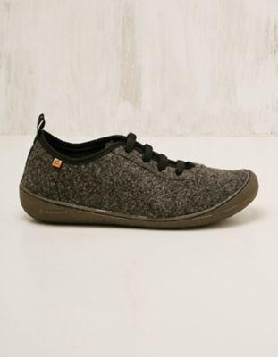 El Naturalista Woll-Sneaker Henja schwarz