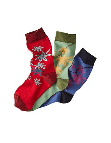 Deerberg 3er Pack Socken Wisgard bunt