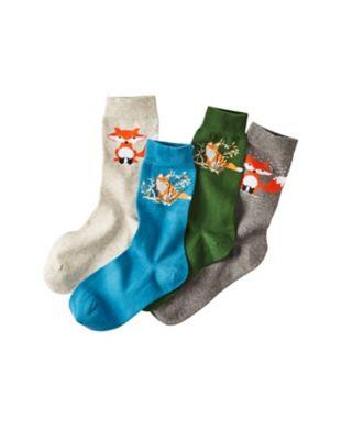 Deerberg 4er Pack Socken Aada bunt