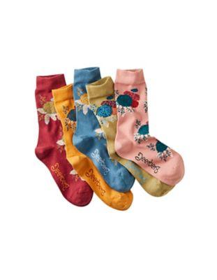 Deerberg 5er Pack Socken Birkhild bunt