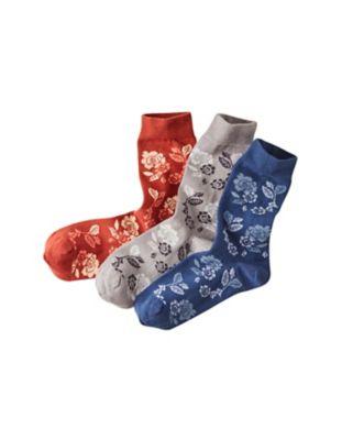 Deerberg 3er Pack Socken Dierka bunt