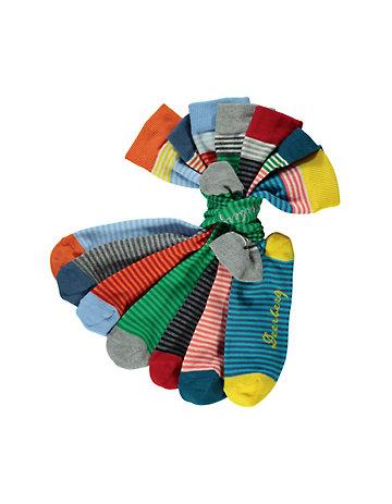 Deerberg 7er Pack Socken Semira bunt