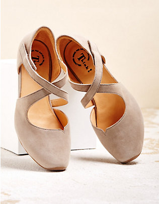 Think Pumps Insa taupe