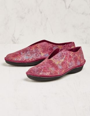 Loints of Holland Slipper Mone himbeere