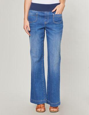 Deerberg Stretch-Jeans Marret blue-used