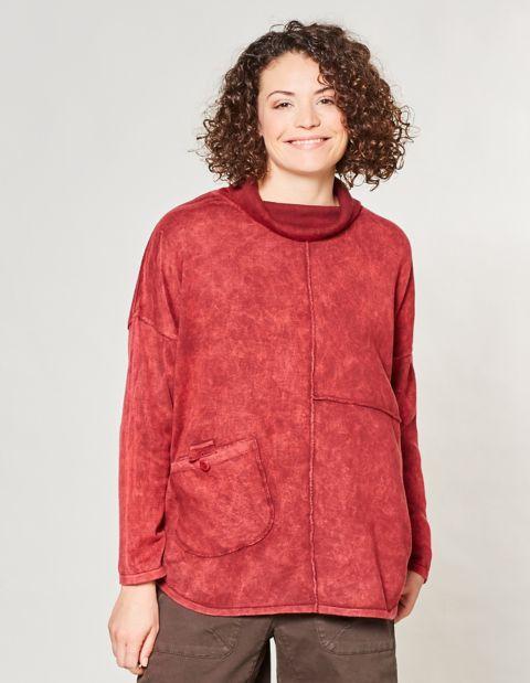 Oversized-Pullover Birtna,